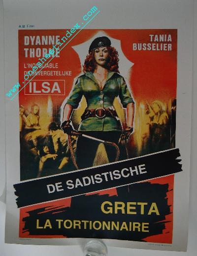 Ilsa 4: Wicked Warden