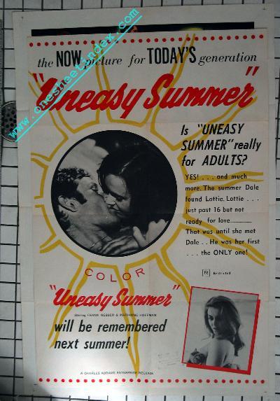 Uneasy Summer