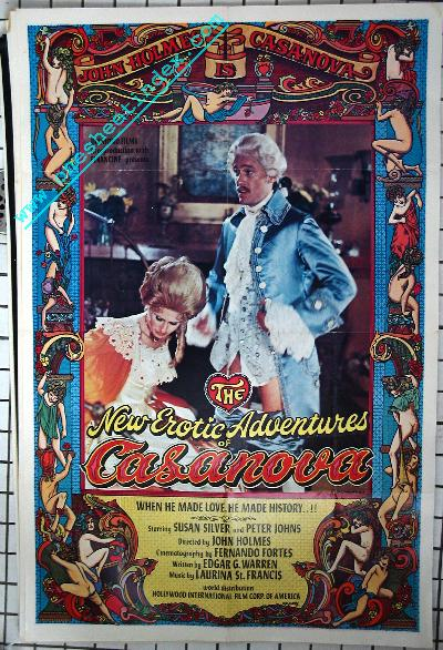Erotic Adventures of Casanova 2