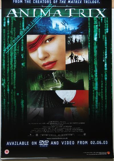 Matrix: The Animatrix