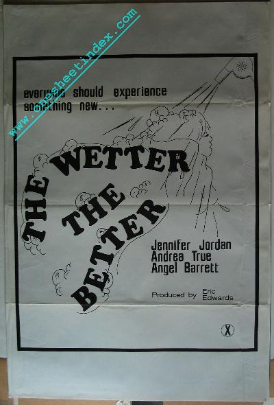 Wetter the Better