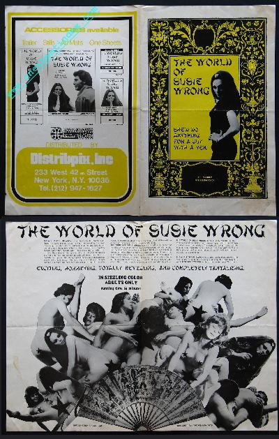 World of Susie Wong