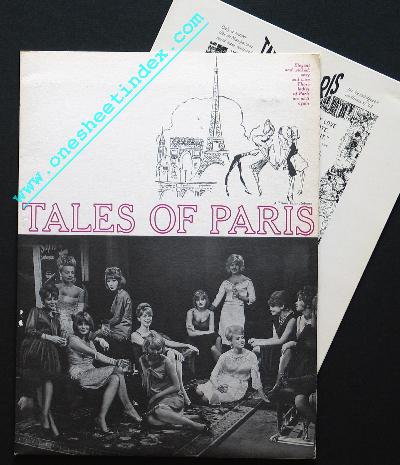 Tales of Paris