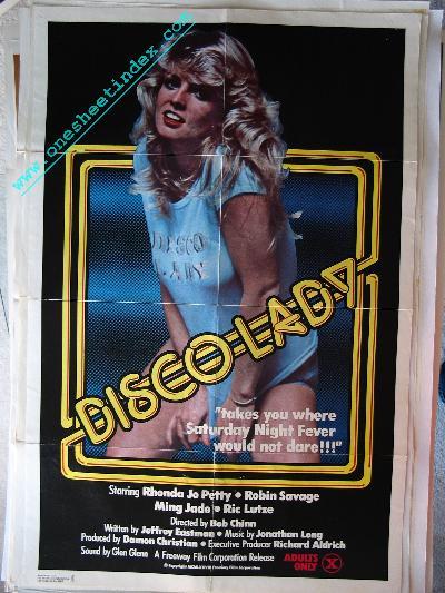 Disco Lady