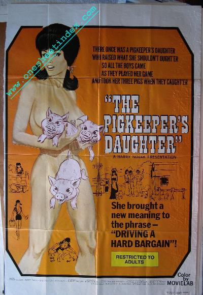 Pigkeepers Daughter