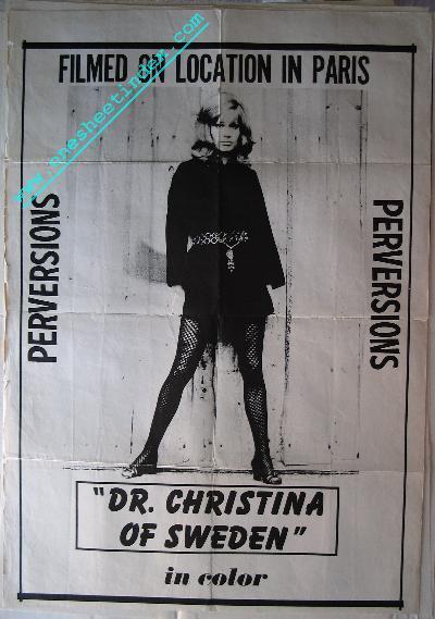Dr Christina of Sweden