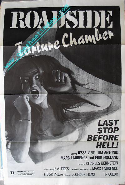 Roadside Torture Chamber