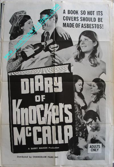 Diary of Knockers McCalla