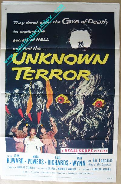 Unknown Terror
