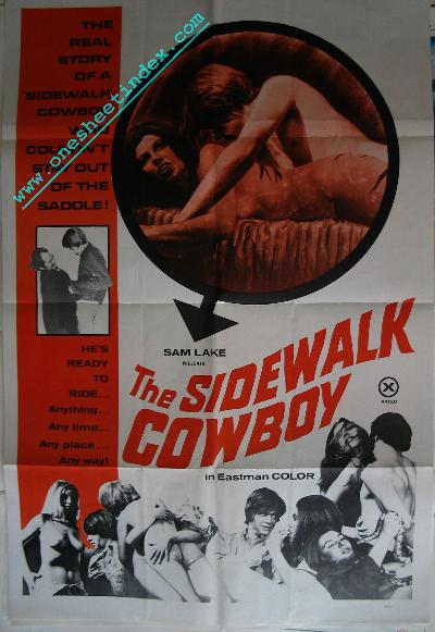 Sidewalk Cowboy