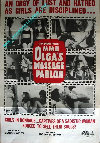 Olga's Massage Parlor