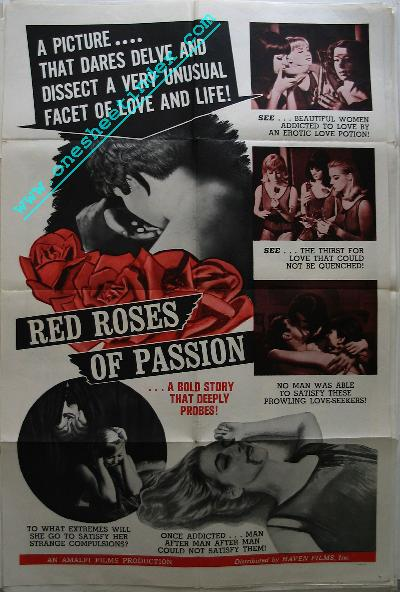 Red Roses of Passion