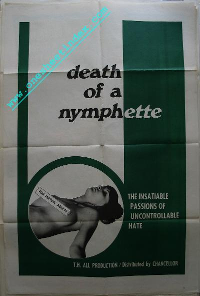 Death of a Nymphette