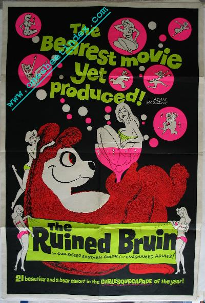 Ruined Bruin