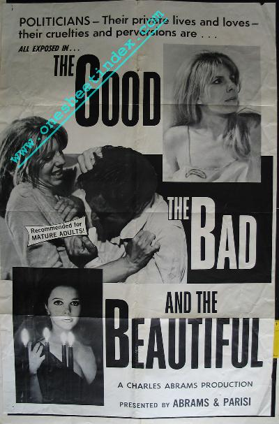 The Good the Bad and the Beautiful
