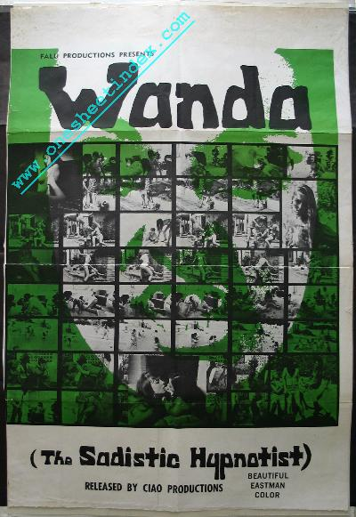 Wanda the Sadistic Hypnotist