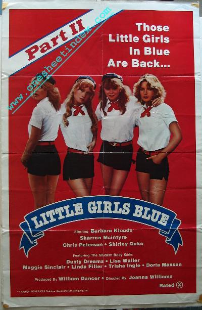 Little Girls Blue 2