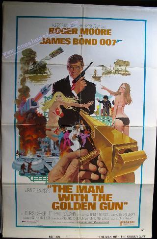 James Bond: Man with the Golden Gun
