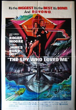 James Bond: Spy Who Loved Me