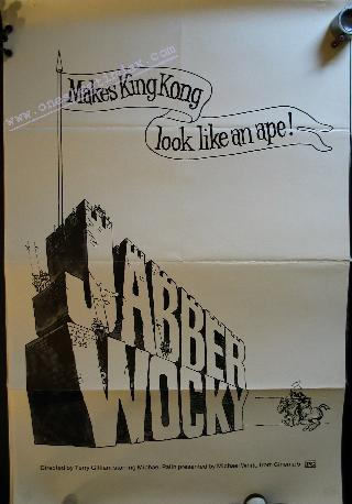 Monty Python - Jabberwocky