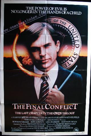 Omen 3: Final Conflict