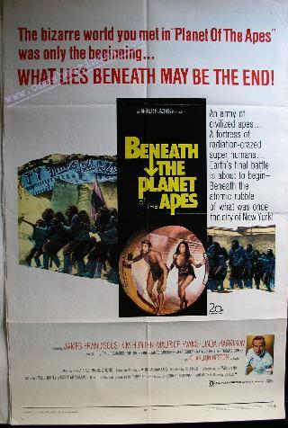 Planet of the Apes 2: Beneath