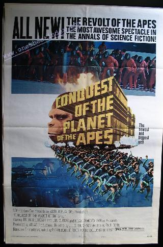 Planet of the Apes 4: Conquest of