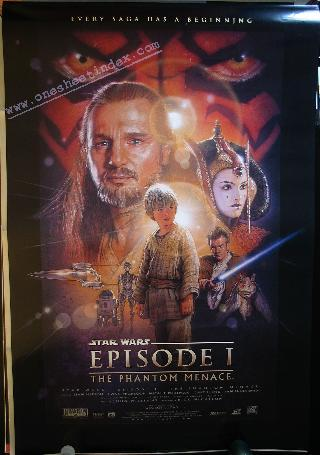 Star Wars 1: Phantom Menace