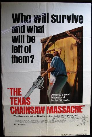 Texas Chainsaw Massacre 1 '74