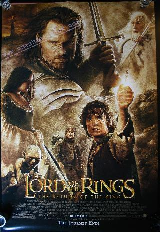 Lord of the Rings 3