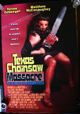 Texas Chainsaw Massacre 3