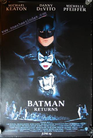 Batman 2: Batman Returns