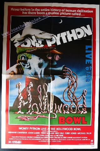 Monty Python - Live Hollywood Bowl