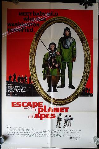 Planet of the Apes 3: Escape