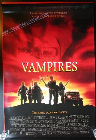 Vampires: John Carpenter's