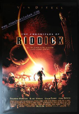 Riddick: Chronicles of