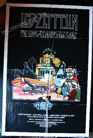 Song Remains the Same - Led Zeppelin