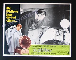 Dr. Phibes 1: Abominable Dr. Phibes