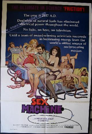 The Sex Machine