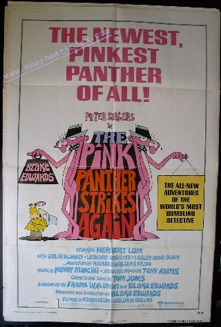 Pink Panther 4: Strikes Again