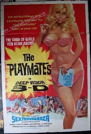 Playmates 3-D