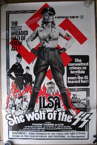 Ilsa 1: She Wolf of the SS