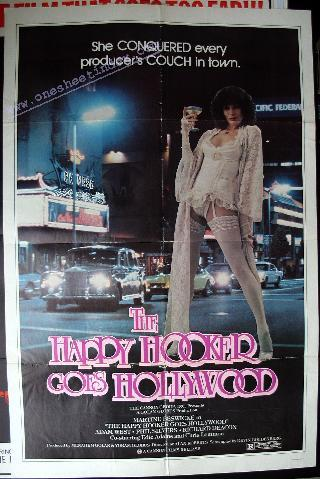 Happy Hooker Goes Holloywood