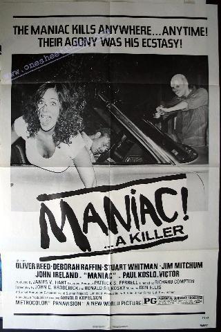 Maniac 1977