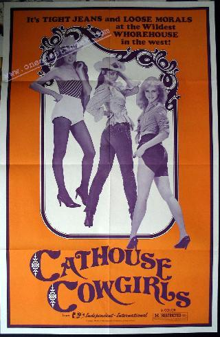Cathouse Cowgirls (Blazing Stewardesses)