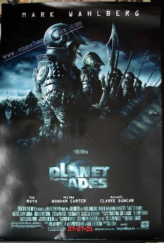 Planet of the Apes: 2003
