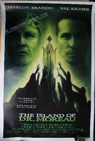 Island Of Dr Moreau: Remake