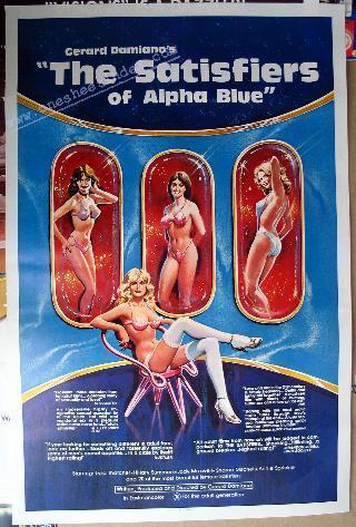 Satisfiers of Alpha Blue