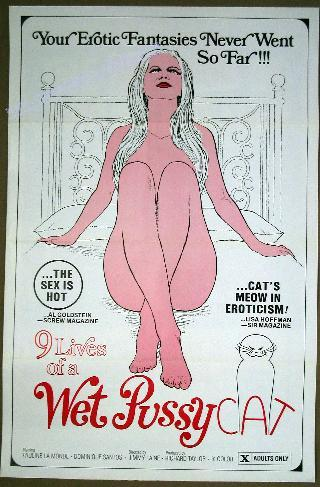 Nine Lives Of A Wet Pussycat