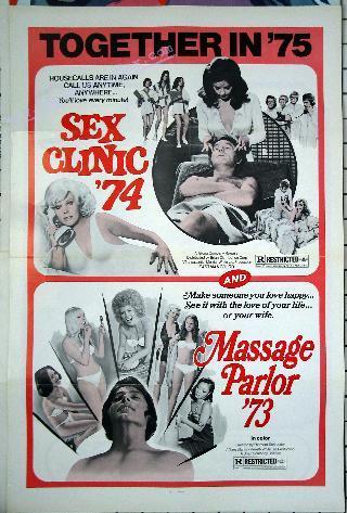 Sex Clinic '74/Massage Parlor '73